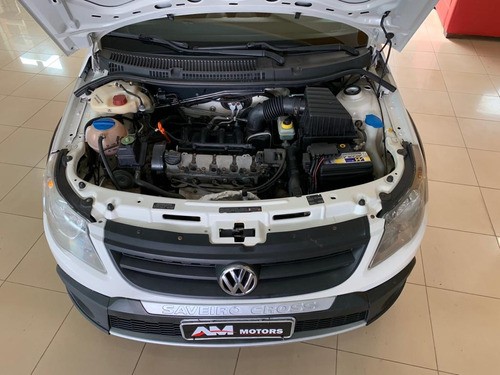 volkswagen saveiro 1.6 cross cab. estendida total flex 2011