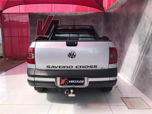 volkswagen saveiro 1.6 cross ce