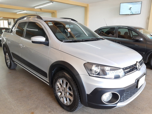 volkswagen saveiro 1.6 cross gp cd 101cv pack high 2016