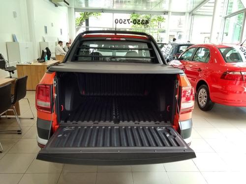 volkswagen saveiro 1.6 cross gp cd 110cv pack high 10