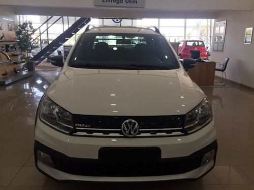 volkswagen saveiro 1.6 cross gp cd 110cv pack high 2019