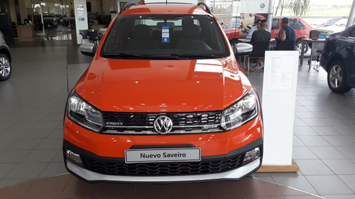 volkswagen saveiro 1.6 cross gp cd 110cv pack high