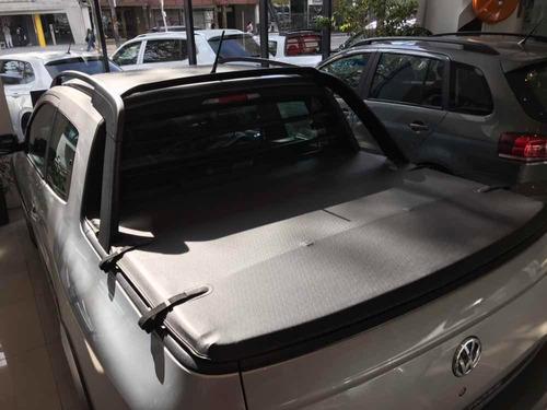 volkswagen saveiro 1.6 cross plata 2020