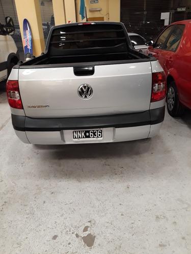 volkswagen saveiro 1.6 cs 101cv liquido