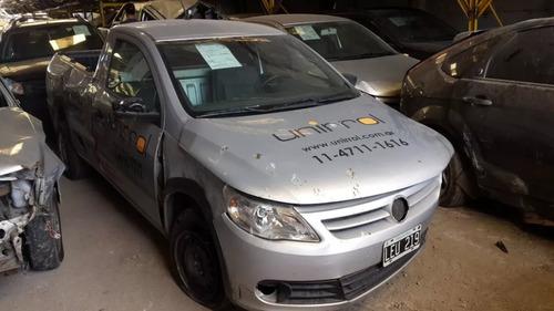 volkswagen saveiro 1.6 dada de baja 04 valido alta de motor