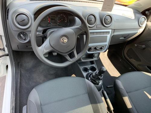 volkswagen saveiro 1.6 doble cabina cross mt