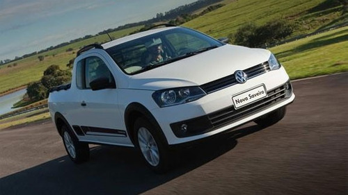 volkswagen saveiro 1.6 financiacion directo de fabrica #at2