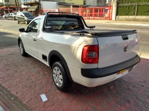 volkswagen saveiro 1.6 flex vilage automoveis 2012