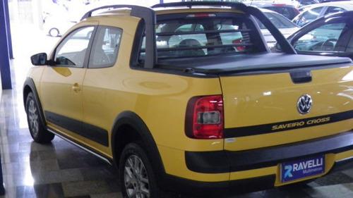 volkswagen saveiro 1.6 g6 cross cabine dupla