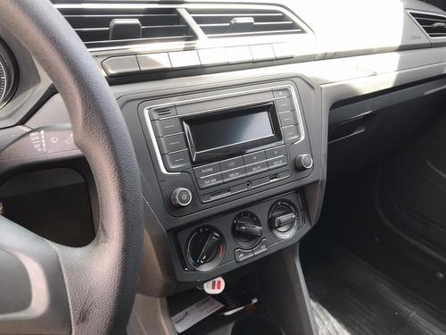 volkswagen saveiro 1.6 gp cab simp 101cv safety full /  2018