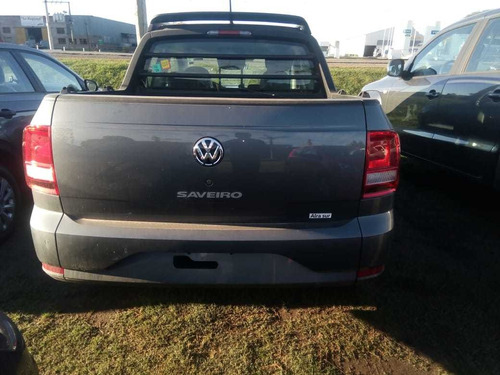volkswagen saveiro 1.6 gp cd 101cv highline 2020