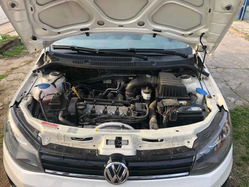 volkswagen saveiro 1.6 gp cd 101cv power 2016