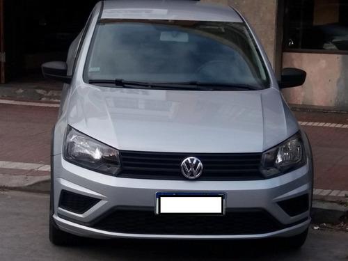 volkswagen saveiro 1.6 gp ce 101cv safety 2018 cab.ex