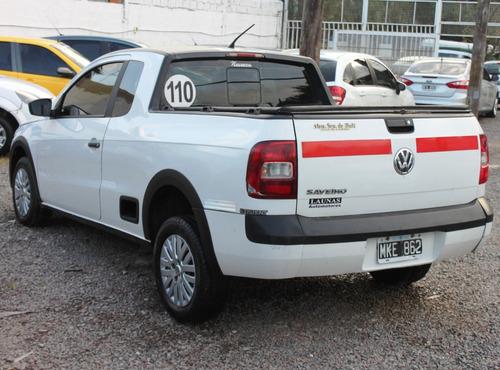 volkswagen saveiro 1.6 gp ce $90.000 y cuotas fijas!!!
