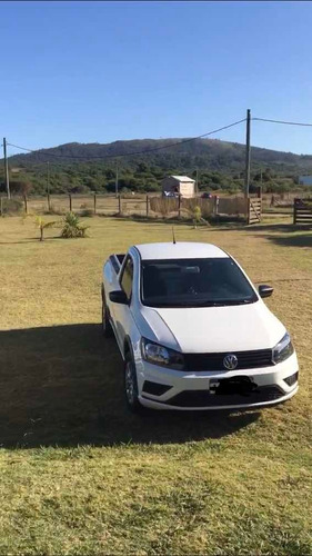 volkswagen saveiro 1.6 gp cs 101cv 2019