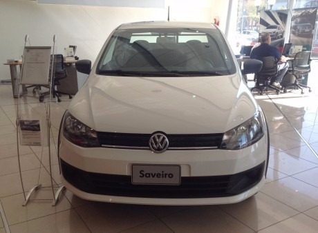 volkswagen saveiro 1.6 gp cs 101cv safety 2017 0km manual vw