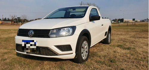 volkswagen saveiro 1.6 gp cs  impecable  mbautosjunin