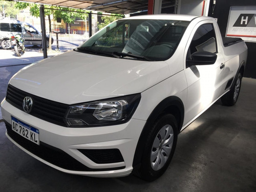 volkswagen saveiro 1.6 gp safety 2018