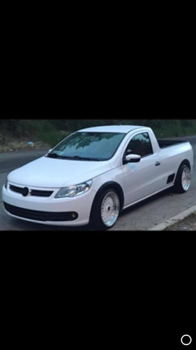 volkswagen saveiro 1.6 highline mt 2011