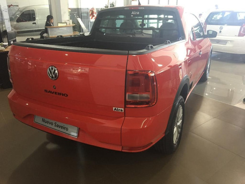 volkswagen saveiro 1.6 l/17 c/ext safety 2017