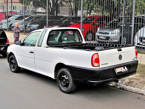 volkswagen saveiro 1.6 mi city cs 8v flex 2p manual g.iv