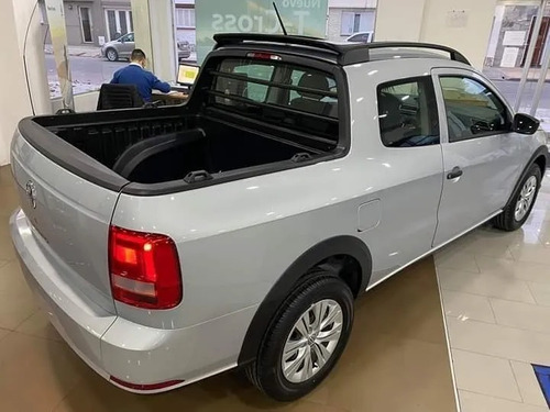 volkswagen saveiro 1.6 msi cd cabina doble comfortline vw 25