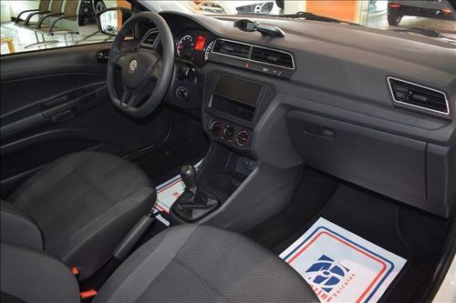 volkswagen saveiro 1.6 msi robust cs 8v flex branco