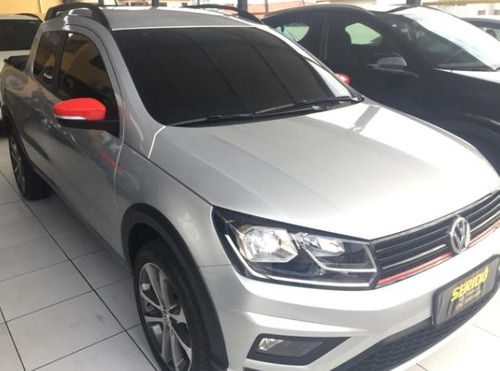 volkswagen saveiro 1.6 pepper cab. dupla total flex 2p
