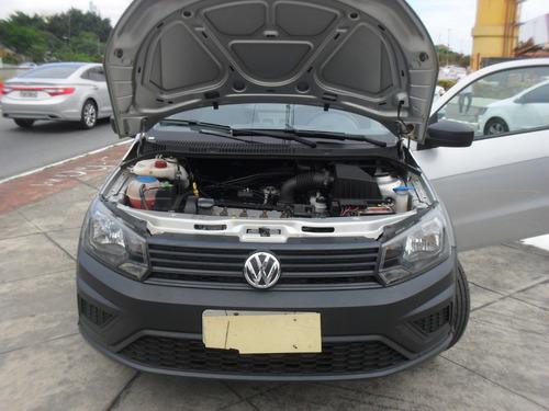 volkswagen saveiro 1.6 robust cab. simples flex 2017