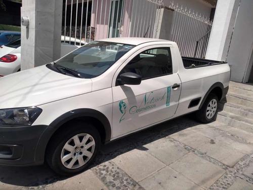 volkswagen saveiro 1.6 starline ac mt 2016