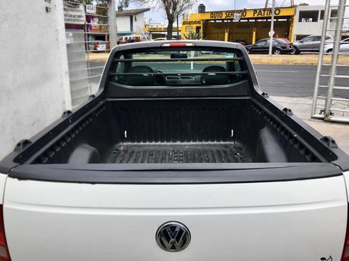 volkswagen saveiro 1.6 starline ac mt 2018
