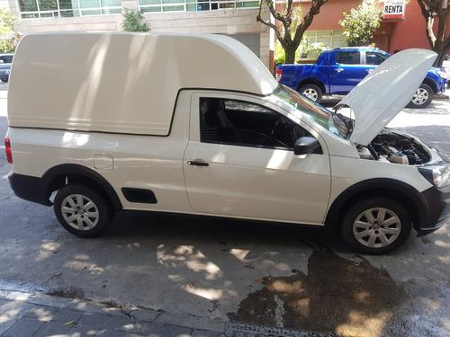 volkswagen saveiro 1.6 starline ac mt