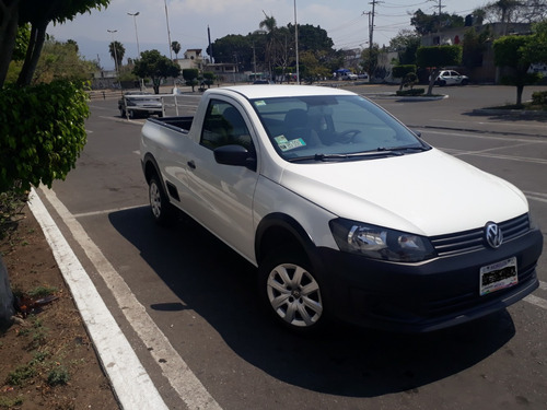 volkswagen saveiro 1.6 starline mt 2016