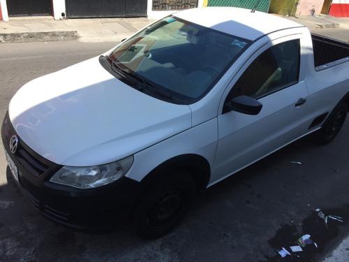 volkswagen saveiro 1.6 starline mt modelo 2012