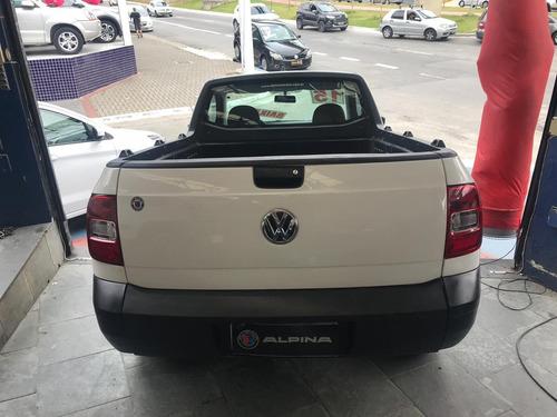 volkswagen saveiro 1.6 startline cs 2015 pick-up utilitário
