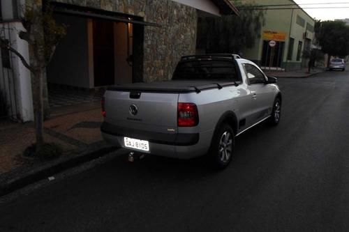 volkswagen saveiro 1.6 surf cab. simples total flex 2p