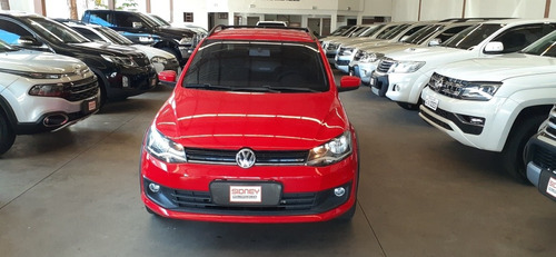 volkswagen saveiro 1.6 trooper cab. estendida total flex 2p
