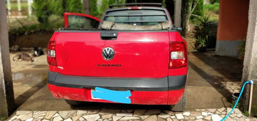 volkswagen saveiro 1.6 trooper cab. simples total flex 2p