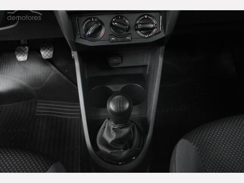 volkswagen saveiro 1.6l nafta cabina simple base si