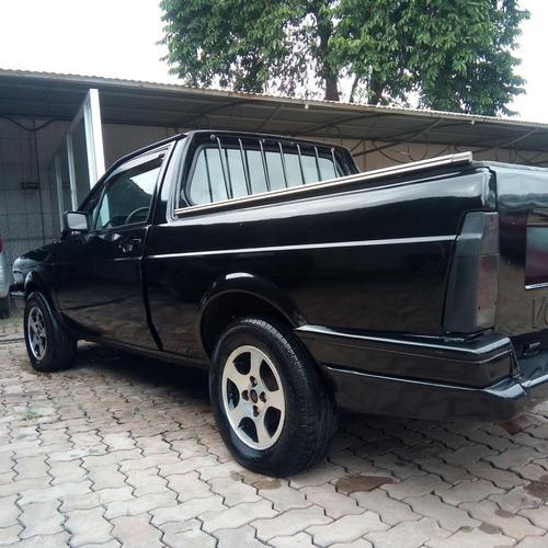 volkswagen saveiro 1986
