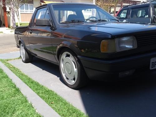 volkswagen saveiro 1991 gl