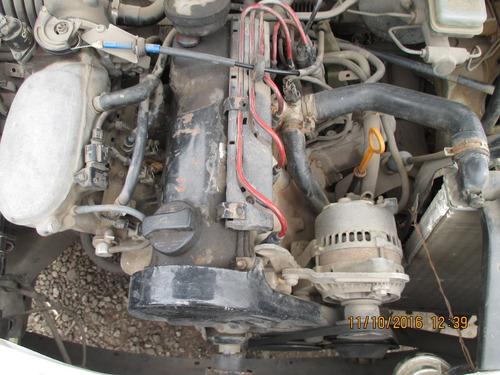 volkswagen saveiro 1998 - 2000 en desarme