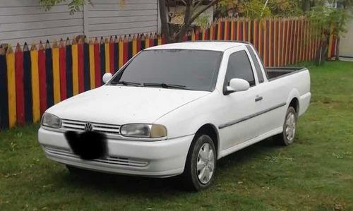 volkswagen saveiro 1999 1.6 base