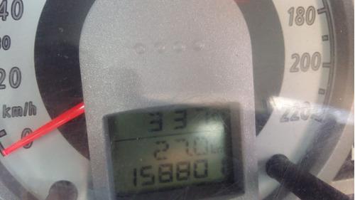 volkswagen saveiro 2007 aire/direccion gnc  vtv al dia m/b