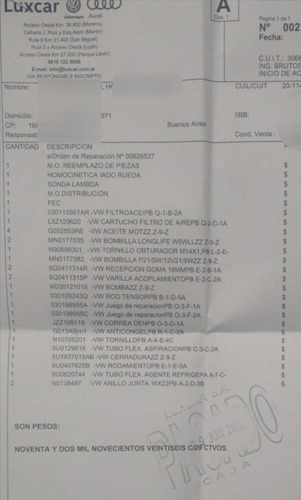 volkswagen saveiro 2011 1.6 ce 101cv pack electr. + seg.
