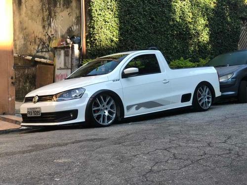 volkswagen saveiro 2014 1.6 trend cab. simples total flex 2p