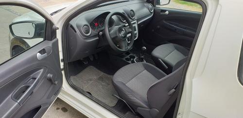 volkswagen saveiro 2014 starline blanco