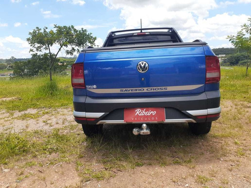 volkswagen  saveiro  2017  1.6 16v cross cab. estendida flex