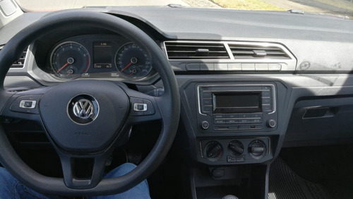 volkswagen saveiro 2017 trendline doble cabina