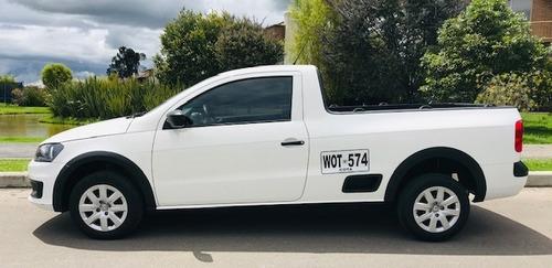 volkswagen saveiro 2017 único dueño